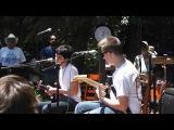Gabe Morales and Quinn Sullivan at FloydFest-13, 2014 Part 1