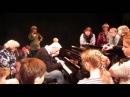 Мастер класс Знакомство с джазовой импровизацией