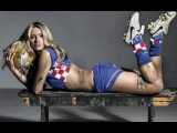 Хорватская топ-модель хочет стать тренером сборной России по футболу: ЕВРО-2016