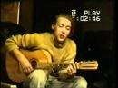 Веня Дркин - Первый концерт в Троицке 26 октября 1996
