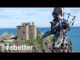 Волынка. Шотландская музыка Scottish Music Instrumental Traditional Music From Scotland Bagpipe