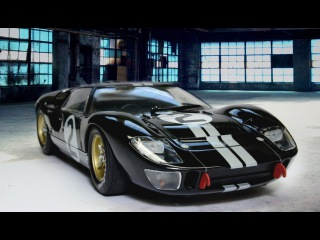 Ford GT40 MKII fujimi 1:24 - Le Mans 1966 -Step by Step