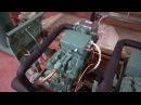 Работа компрессора Bitzer Varyspeed с встроенным частотным преобразователем