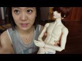 Бжд кукла Лютц 65 см  (eng)