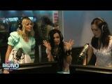 Serebro - Mama Luba (Live @ Fun Radio - Bruno dans la radio)