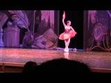 Вариация Китри из балета Минкуса