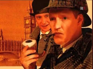 Цикл Неизвестная версия Приключения Шерлока Холмса и доктора Ватсона. 1 ч Зна...