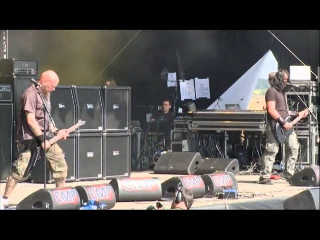 Black Sun Aeon A Song For My Demise LIVE @ SummerBreeze 09