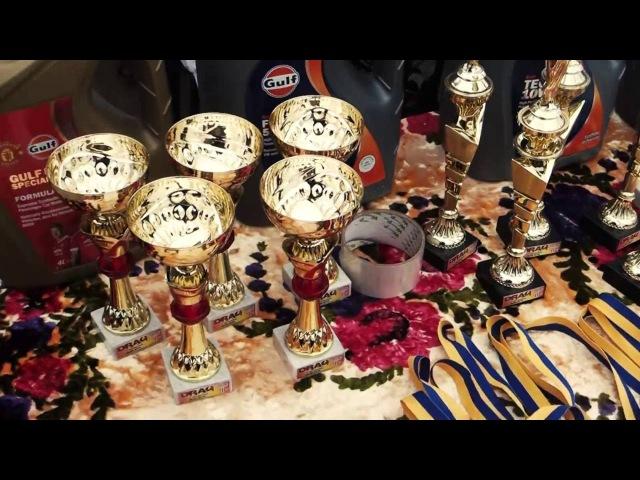 Другі благодійні змагання з драг-рейсингу в Сторожинці