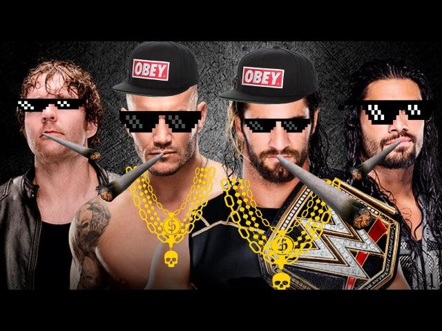 WWE Thug Life