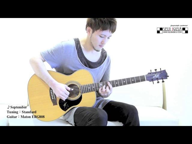 Seiji Igusa [September] Solo Fingerstyle Guitar