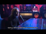 Tim Minchin — 6 Foot 4 Kiwi (Alan Brough song) [literary rus sub by SubSisters]