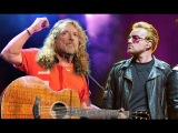 U2 &amp Robert Plant - Whole Lotta Love live from London Proshot HD 2016