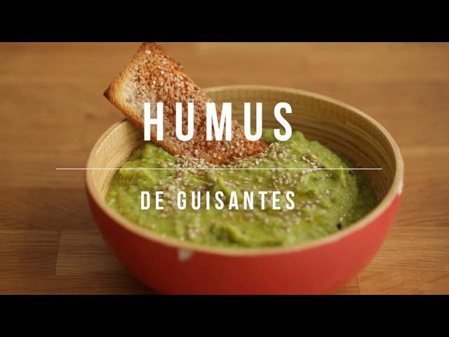 HUMUS DE GUISANTES