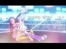 MMD Namine Ritsu Lily WAVE 60FPS
