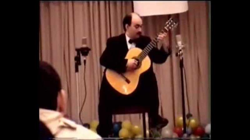 Э. Вилла-Лобос - Прелюдия №1
