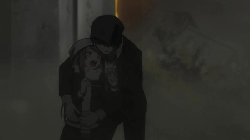 Выжившие Среди Демонов 2 Devil Survivor 2 The Animation TV 8 серия San4Ees Viki 2013