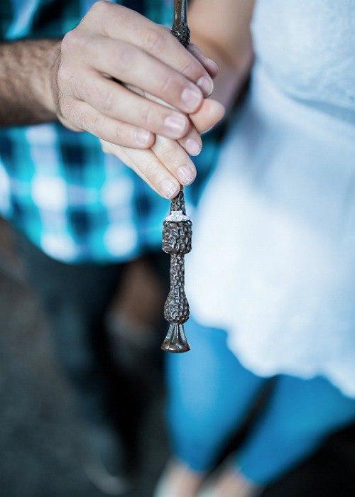 sSL RXyOblE - Тематическая свадьба в стиле Гарри Поттер (8 фото)