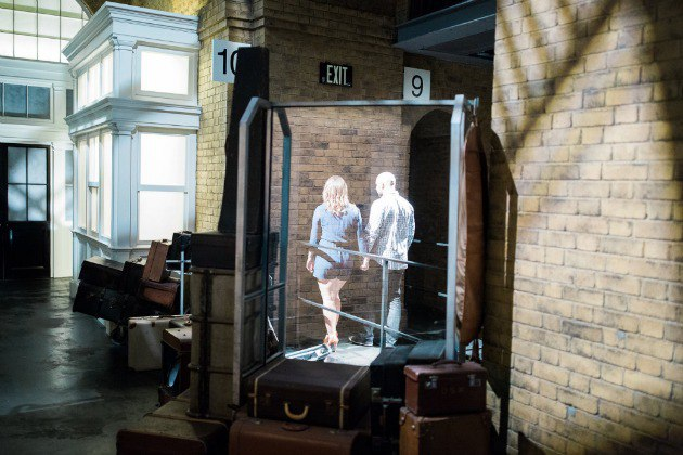 ZOTw8TQK9C0 - Тематическая свадьба в стиле Гарри Поттер (8 фото)