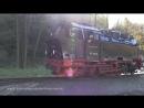Kleinbahnromantik 2014 Dampfzuge im Selketal