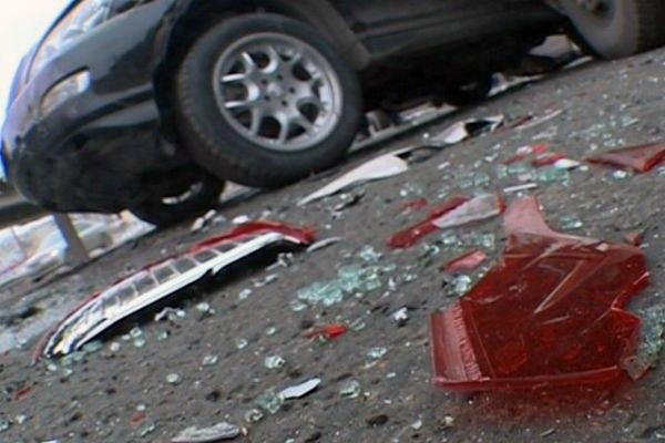 В Таганроге произошло массовое ДТП: столкнулись 5 машин