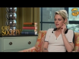 Kristen Stewart interview - Cafe Society