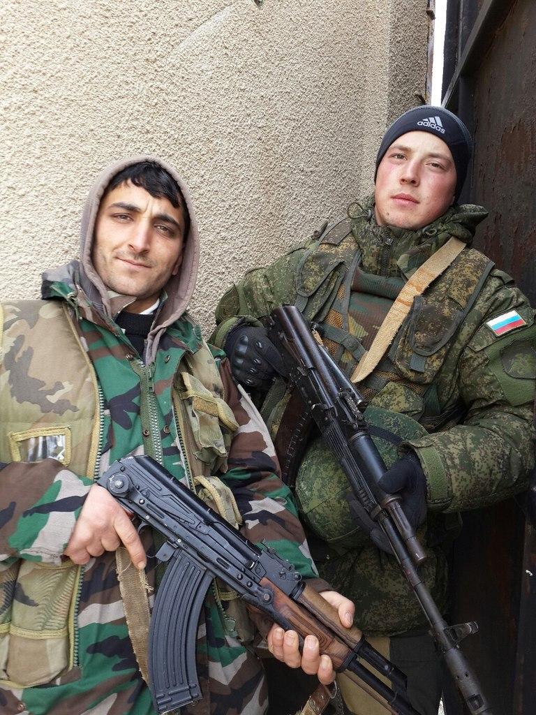 Imprimir Página - La guerra de Siria: la ayuda de Rusia para Siria