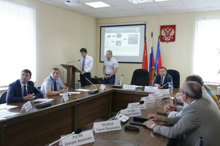 Три новых инвестиционных проекта рассмотрели сегодня в Армянске