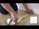 Мастер класс Как укладывать виниловый ламинат своими руками