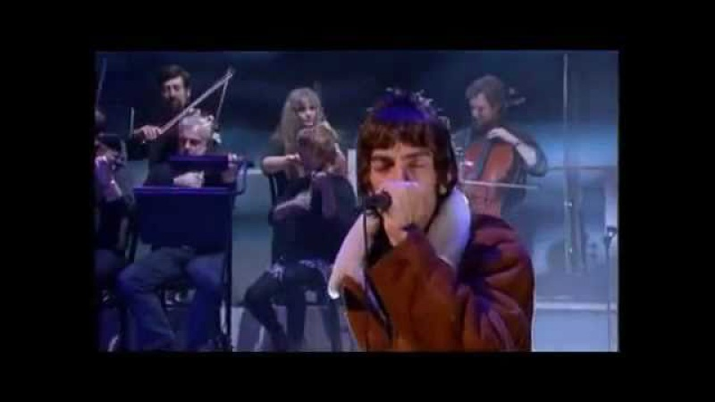 The Verve: Bitter Sweet Symphony live BBC Television AWESOME