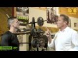 Арнольд Шварценеггер - План Арнольда как накачать большие мышцы
