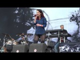 Delain - We Are The Others live at Fortarock 2013
