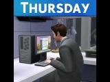 Тизерный ролик нового набора The Sims 4