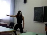 Russian School Black Metal Band