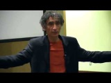 Gabor Mate - The Hungry Ghost - The Biopsychosocial Perspective of Addiction Part 3