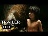 The Jungle Book Official Trailer #1 (2016) Scarlett Johansson Live-Action Disney Movie HD
