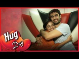 Swara & Sanskaar aka SwaSan's Big Hug For Fans | Hug Day | Valentine's Week Special