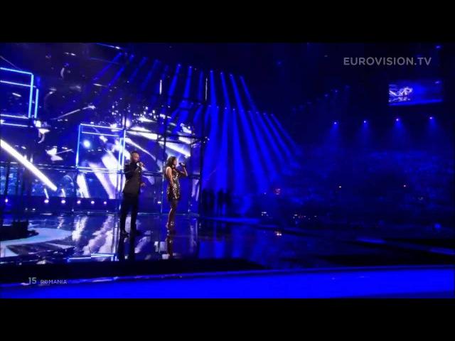 Paula Seling OVI - Miracle (Romania) LIVE Eurovision Song Contest 2014 Second Semi-Final