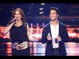 Arab Idol احمد جمال حبيبي يانور العين + فرح يوسف الي &#
