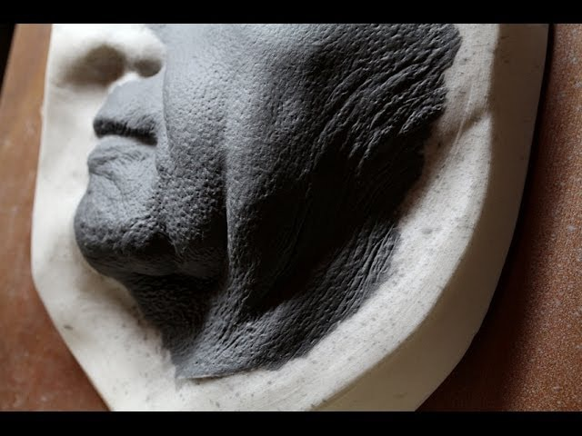 Sculpting Prosthetics: Skin Textures