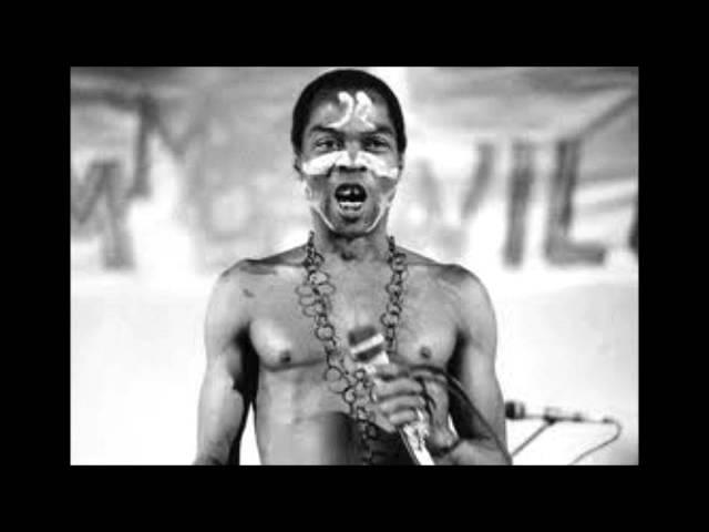 Fela Kuti- The Greatest Hits