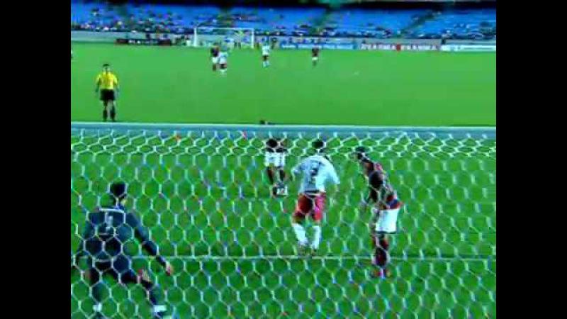Flamengo 4 X 0 Internacional - Brasileirão 2009 - 7° rodada