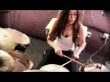 SLIPKNOT - PSYCHOSOCIAL - DRUM COVER BY MEYTAL COHEN