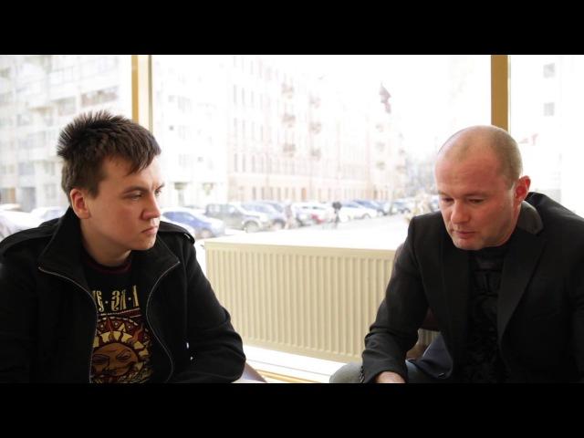 Как попасть в Bellator - Алексей Жернаков, вице-президент ПСК RusFighters для проекта Окол ...