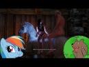 Секс на пони в Ведьмаке 3