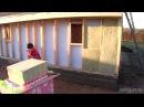 Rockwool - утепление стен снаружи под сайдинг