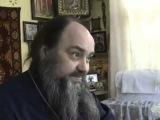 Иеромонах Василий Новиков, иеродиакон Авель Семёнов и старец Николай