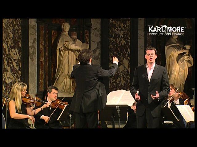 Haendel, Rinaldo (Rinaldo) Cara sposa Ensemble Matheus & Philippe Jaroussky (extrait)