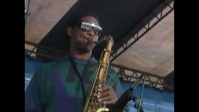 Branford Marsalis - Yes and No - 8/26/1987 - Newport Jazz Festival (Official)