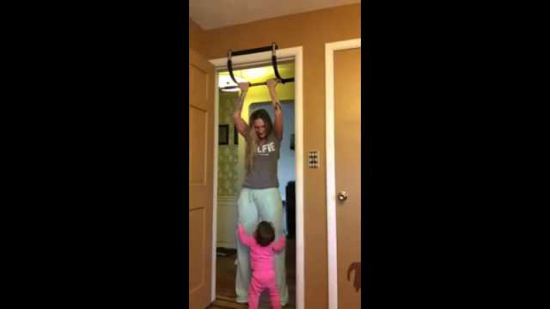 5 pull ups unassisted